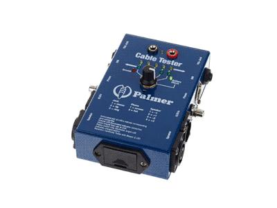 Il cable tester di Palmer