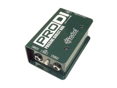Radial DI1, DI-box passiva