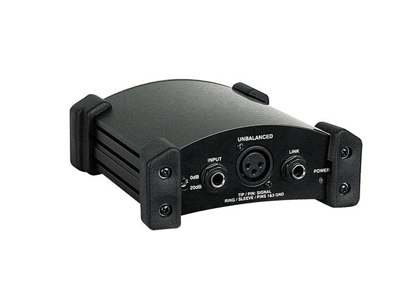 DAP Audio ADI-200, DI box attiva