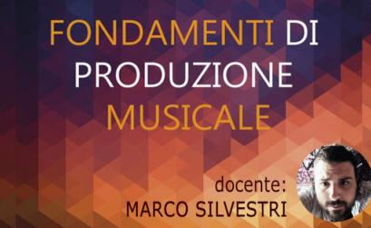 webinar fondamenti produzione musicale
