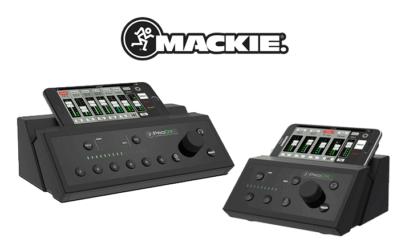 i mixer digitali mackie prodx