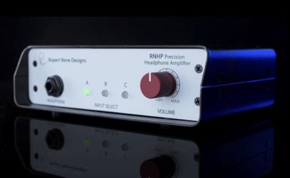 Rupert Neve RNHP - amplificatore per cuffie