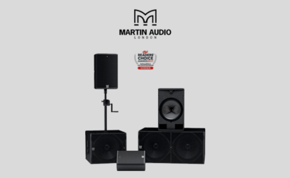 la collezione martin audio cdd live
