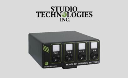 Studio Technologies Model 374