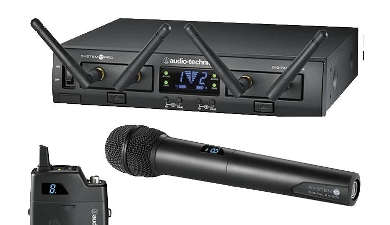 Il sistema Audio-Technica – ATW-1301 System 10 PRO