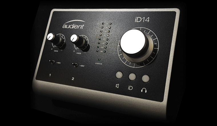 Audient iD14 - interfaccia audio digitale