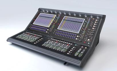 la console compact size digico sd12