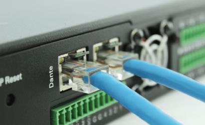 router con protocollo dante