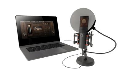 il microfono usb di Antelope Audio Edge Go