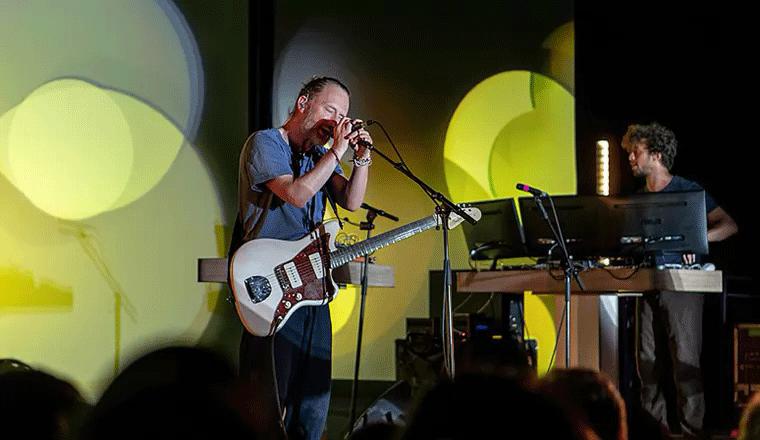 Creep dei Radiohead è la canzone più eseguita